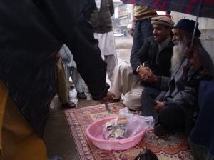 Edhi raising funds